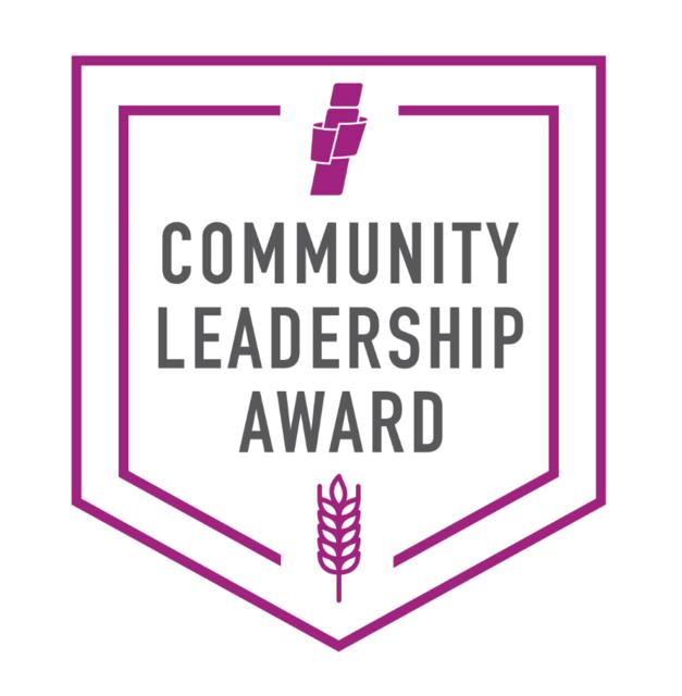 Images/Community Leadership Award Logo